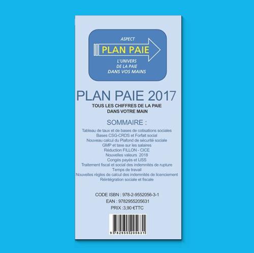 PLAN PAIE 2017